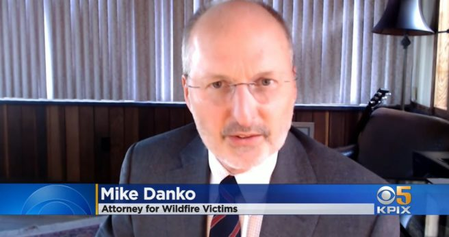 Kincade Fire and PG&E - Mike Danko Explains