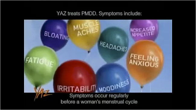 Yaz Commercial Screen Shot